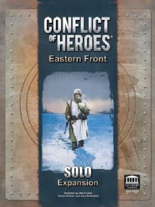 Conflict of Heroes : Eastern Front – Solo Expansion